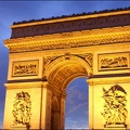 L'arc de Triomphe - Paris (75)